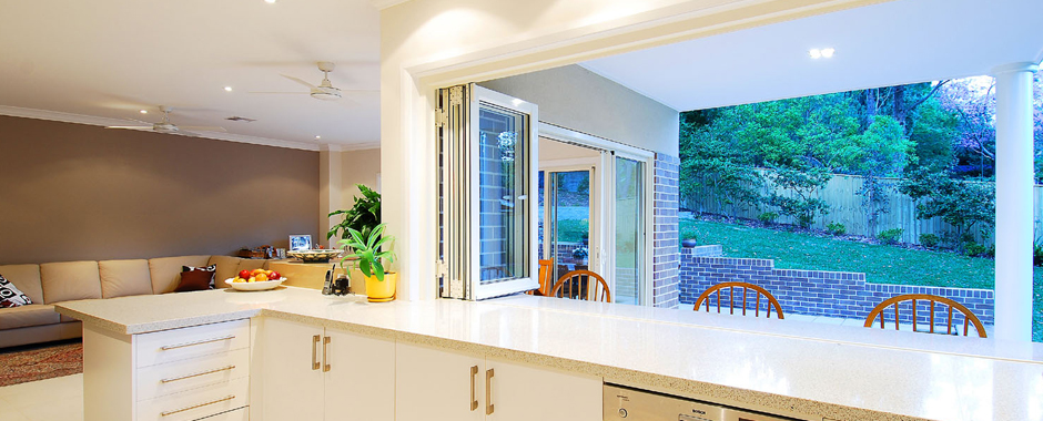 Bi-fold Windows